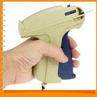 kıyafet tabancası toptan satış-Dayanıklı Plastik Konfeksiyon Giyim Fiyat Etiket Etiket Etiketleme Silah Tagger