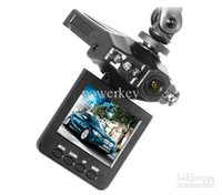 "Wholesale Video Blackbox - H198 HD Car DVR Camera Blackbox 2.5"" Vehicle Video Voice Recorder Cam 6 IR LED Night Video free shipping"