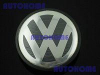 65mm Wheel Center Caps Badge Logo Sticker para carro Frete grátis Retail Wholesale 16pcs / lots order $ 18no track