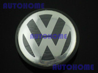 Wholesale 65mm Wheel Centre Caps Badge Logo Sticker For Car Retail order lt no track