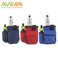 Wholesale E Cigarette Bags - Authenic Coil Master Pbag Vape Canvas Bag Easy for your E Cigarettes Clear Up VS K Bag