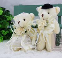 Wholesale Teddy Cheapest Price - High-grade Diamond,Colorful Pearl,Cheapest Price Fashion Cute Stuffed Bears,Wedding Bears Couple Plusy Toys,Rich and Magnificent