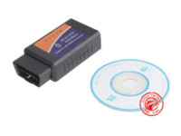 Compra Bt Interfaccia-Prezzo all'ingrosso BT ELM327 Bluetooth OBDII V1.5 CAN-BUS scanner diagnostico di interfaccia, attrezzo di scansione dell'automobile di Bluetooth ELM 327 OBD 2 M18641