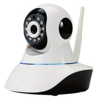 Wholesale Pan Tilt Control - Wireless WIFI IOS Android Control HD Pan   Tilt Networok IP Camera With Phone Operate Work With G90B