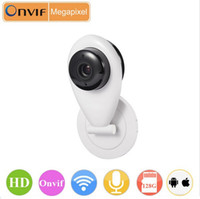Wholesale Suneyes Wifi Wireless - MINI IP camera WIFI 720P 1.0MP SunEyes SP Outdoor HD Wireless P2P Plug Play Network CCTV Micro SD camaras de seguridad