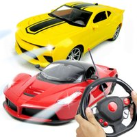 Wholesale Wireless Remote Control Car Toys - 2017 Cross the wireless remote control car accelerometer model toys Fancy electric toy car