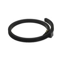 Wholesale Driving Camcorder - Adjustable Follow Focus Flexible Gear Driven Ring Belt For HDSLR Canon 46-110 mm