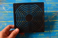 Wholesale Computer Fan Screen - Wholesale- 5 PCS Lot 4 5 6 7 8 9 12 cm Fan Guard new plastic dust Fan Guard. Filter screen The thickness of 7MM