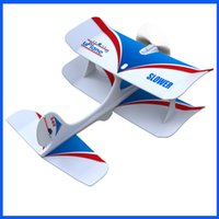 Wholesale Model Airplane Scales - New Design Airplane Model Uplane EPP Material Bluetooth 4.0 Mobile Phone Remote Control Lightest Aircraft for Kids and Adults
