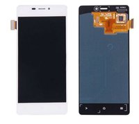 Wholesale Digitizer Flying - Wholesale-BLU Vivo Air D980L LCD Display + Digitizer touch Screen assembly for FLY IQ4516 FLY IQ4616