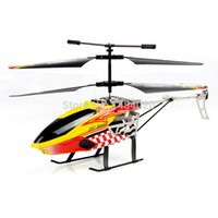 Wholesale Cheap Rc Helicopter - Wholesale-Free Shipping 2 Channels cheap remote control model alloy RC helicopter shatter resistant