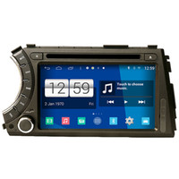 Wholesale Kyron Actyon Dvd - Winca S160 Android 4.4 System Car DVD GPS Headunit Sat Nav for Ssangyong Actyon   Kyron with 3G Radio Video Tape Recorder