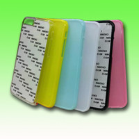 Wholesale Sublimation Sheet Metal - wholesale for iphone 6 4.7 inch DIY sublimation blank hard plastic case with metal aluminium sheet, free shipping
