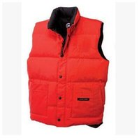 Wholesale quilted cotton jacket - hot sale Men's PoLo cotton wool collar hooded down vests sleeveless jackets plus size quilted vests Men PAUL vest vests outerwear,S-XXL