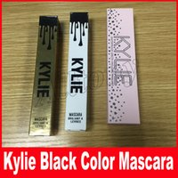 Wholesale Holiday Pink - Kylie Jenner Magic thick slim waterproof mascara Gold Birthday edition holiday silver i want it all pink mascara