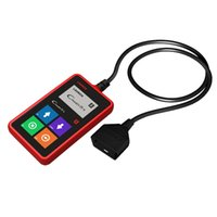Wholesale Launch Creader Iv - free shipping Launch Creader IV+ OBD 2 Code Scanner X-431 Creader 4 IV Plus obd2 scantool