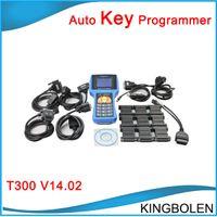 Wholesale High Quality Key Maker - High quality T300 Key Programmer Latest English and Spanish V16.6 Professional Auto Key Maker