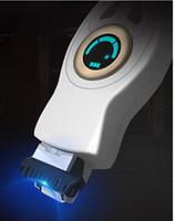 épilateur indolore achat en gros de-nouvelle allumage bleu indolore permanent chauffage épilateur électrique dame épilation masculine rasage laser épilation