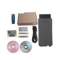 Wholesale Software Vas - PWcar 1pc vas pc vw scanner vas 5054a uds protocol supported vag car scanner with crack vw odis 2.0.2 vag odis software