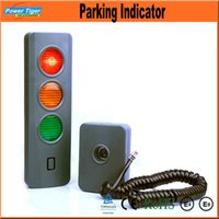 Garage Parking System Parcheggio Indicatore ultrasonico Parcheggio Assist distanza di sicurezza Car Alarm Security System