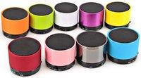 Wholesale Hi Fi Plus - S10 Bluetooth Speakers Mini Wireless Portable Speakers HI-FI Music Player Home Audio for iphone 6 PLUS 5 iphone 4 s6 Mp3 Player