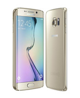 Wholesale Sprint Phones Wholesales - Samsung Galaxy S6 Edge G925 EU Version AT&T T-Mobile Sprint Verizon Octa Core 4G LTE Android 6.0 Unlock Smart Phone