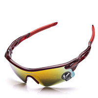 Wholesale Delivery Bike - Wholesale-H525 Free Delivery Riding glasses mountain bike bike glasses men and women's outdoor sports riding supplies
