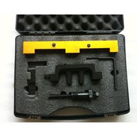 Wholesale Bmw Timing Kit - Wholesale-FREE SHIPPING 5 PCS Camshaft Alignment Timing Locking Tool Kit For BMW N42 N46 Engine Timing Tool
