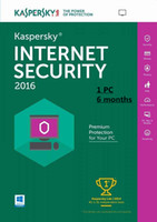 Wholesale Global Working - Kaspersky Internet Security 2017 - 1 PC 6 months Global Edition key 100% work activation code