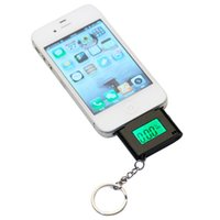 Wholesale Alcohol Tester Iphone 4s - Wholesale-Free shipping Alcohol tester Key chain for iPhone 4 and iphone 4S, lcd breath alcohol tester breathalyser for iphone, dropship