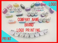 Wholesale Wholesale Brand Named Logos - Product logo  customer company name  brand name printing  silk-screen for charger tempered glass mouse pad selfie stick etc MOQ=500PCS