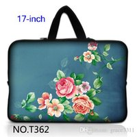 """Wholesale Laptop Bags China - China Rose 17"""" 17.3"""" inch Neoprene Laptop Bag Sleeve Case Pouch for HP Pavilion G7 DV7 E17"""