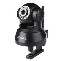 TENVIS-fio Pan Tilt IP Camera (Night Vision, iPhone Supported)