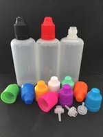 Wholesale Cheap Wholesale Chemicals - Cheap 60ML LDPE Dropper Bottles Bottles Easy with Childproof Safety Cap and Long Thin Dropper Tips Plastic Needle Bottle For E Liquid