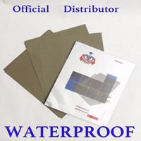 Wholesale Wholesale Abrasive Sandpaper - 10 Sheets lot Wet and Dry Sandpaper 3000 5000 7000 grit STARCKE Abrasive Waterproof Paper