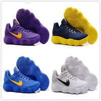 Wholesale Comfortable Hunting Boots - Newest Hyperdunk 2017 Low EP Men Basketball Shoes Top Quality Breathable Comfortable Summer Men's Sport Sneakers air zoom Size US7-12