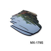 Wholesale Mini Door Stickers - 2015 Hot sale mini hood 26*30cm car bonnet plasti dip display model without paint for car wrap displaying MX-179S whole sale