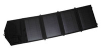 Wholesale monocrystalline solar panels for sale - Mono W V Dual USB Folding Solar Panel Solar Charger for Phone iPhone iPad Samsung