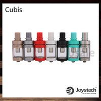 Wholesale Detachable Tanks - Joyetech Cubis Atomizer 3.5ml Cup Design No-Spill Cubis Sub ohm Tank with Detachable Airflow Control SS316 Mode 100% Original