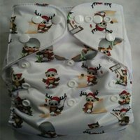 Wholesale Cloth Printing Designs - 2015 New Design Printed Reuseable Washable Pocket Cloth Diaper Nappy With Insert Free Shipping TN