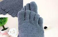Wholesale shoes for finger online - Men Women Socks Sports Ideal For Five Finger Toe Shoes Unisex Hot sale