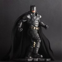 Batman Vs Superman Morgendämmerung von Justic Blinde Batman Action Figure 1/6 gemalte figur Armored Batman Puppe PVC figur Spielzeug