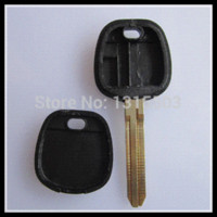 Wholesale Keyless Install - 20pcs lot for transponder key shell for Toyota Camry Corolla Reiz (can install chip) S136 car