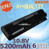 Wholesale Dv3 Battery - Long time- 5200MAH 10.8V Laptop Battery HSTNN-XB94 NU089AA For HP Compaq Presario CQ35-100 CQ36-100 HP DV3-2000 DV3-2100 DV3-2300 DV3T-2000