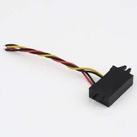 Wholesale 5v Dc 3a Regulator - 1pcs DC Voltage Regulator Converter 15W 12V To 5V 3A Module Car Power supply New
