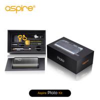Wholesale aspire plato for sale - Geunine Aspire Plato W TC Box Mod ML with ohm Coils Cute Aspire Plato