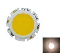 Wholesale 14v Bulb - 4W COB White 6000-6500k   Warm White 3000-3500k 12-14V 300MA Led Light Bulb Lamp