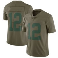 Hot Sale Mens Womens Cheap American Football Nelson 12 Jerseys 52 wholesale limited 52 jersey 87 from china