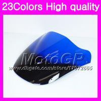 Wholesale zx9r 1995 - 23Colors Windscreen For KAWASAKI NINJA ZX9R 94 95 96 97 ZX-9R 9 R ZX 9R 1994 1995 1996 1997 Chrome Black GPear Smoke Windshield