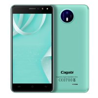 Ursprüngliche VKworld Cagabi Ein Handy 5,0 zoll HD IPS MTK6580A Quad Core Android 6.0 1 GB RAM 8 GB ROM 5MP Cam Dual Flash GPS
